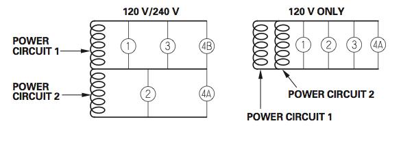 hd plug play gen set operator s manual alternate circuit configuration of honda eu6500is