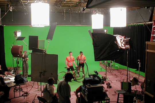 Chroma Key Studio